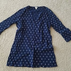 J.Crew shift dress